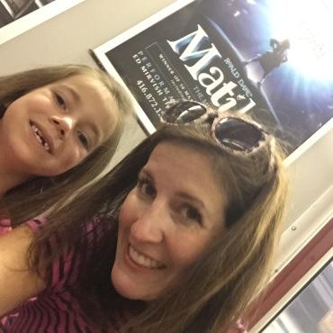 Subway selfie!