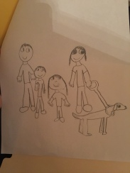 Family Portrait by Grace