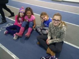 Grace, Ruby, Alexis, Hailie.